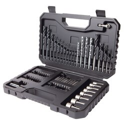 Black and Decker - 80 Piece Drilling  Screwdriving Set - A7219