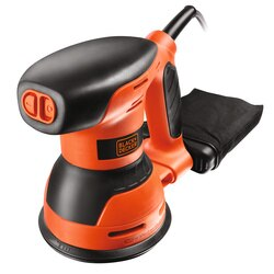 Black and Decker - 260W Random Orbit Sander - KA198