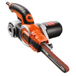 Black and Decker - 400W Powerfile Belt Sander - KA902EK