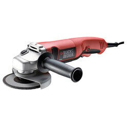 Black and Decker - 1200W 125mm Angle Grinder - KG1200