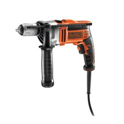 Black and Decker - 750W Percussion Hammer Drill - KR705K