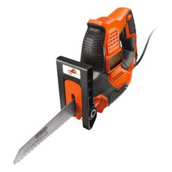 Black and Decker - 500W Scorpion Powered Hand Saw with Autoselect Technology in Carton - RS890
