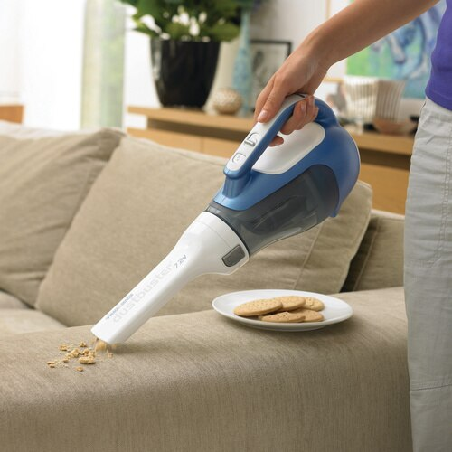 Black and Decker - 72V dustbuster with Cyclonic Action - DV7210N