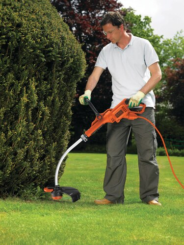 Black and Decker - 35cm 900W Electric Strimmer - GL9035