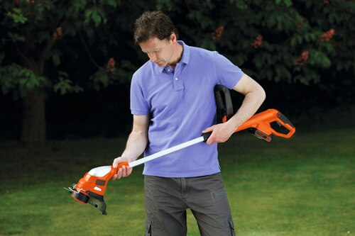 Black and Decker - 18v LiOn String Trimmer  23cm 20Ah - GLC1823L20