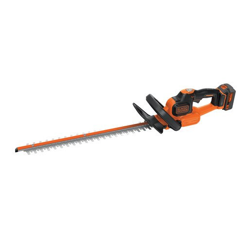 Black and Decker - 50cm 18V 40Ah Lithiumion POWERCOMMAND Hedge Trimmer - GTC18504PC