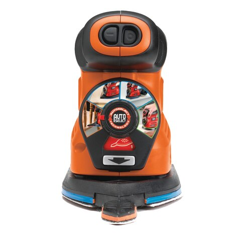 Black And Decker - 220W Autoselect 4 in 1 Multi Sander with 6 Accessories - KA280