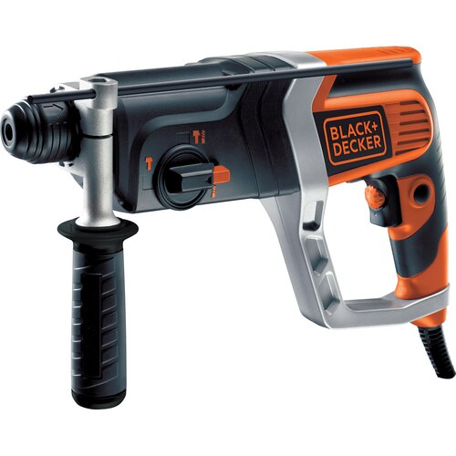 Black and Decker - 850W 24J Pneumatic Hammer Drill - KD990KA
