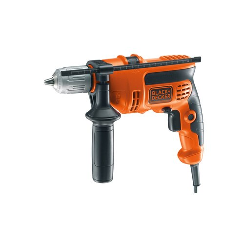 Black And Decker - 550W Percussion Hammer Drill - KR554CRES