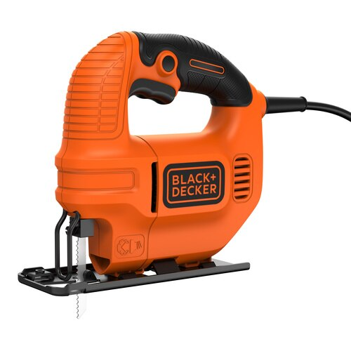 Black and Decker - 400W Compact Jigsaw with 1 Blade - KS501