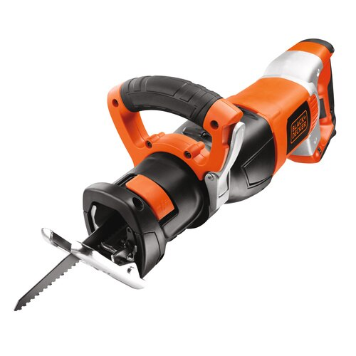Black and Decker - 1050W Variable Speed Reciprocating Saw - RS1050EK