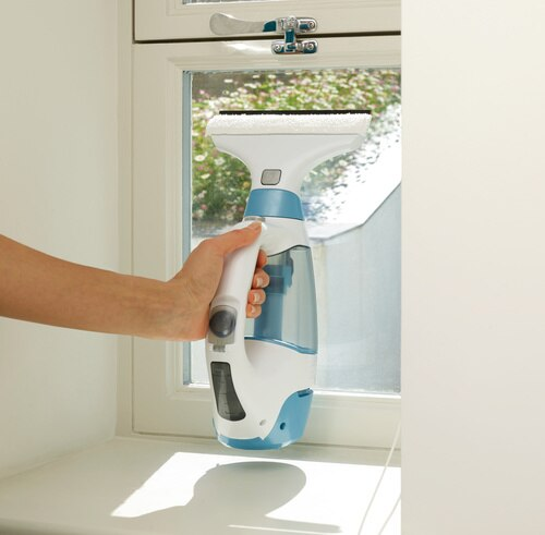 Black and Decker - Window and Glass Vacuum Cleaner Premium Kit - WW100K